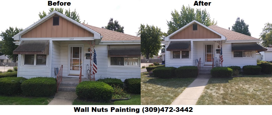Farmington Exterior Painting Project